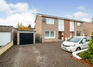 Thumbnail 3 bed semi-detached house for sale in Westfield Drive, Forfar