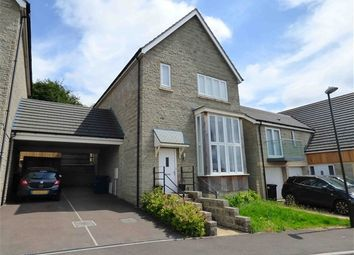 Thumbnail 4 bed detached house for sale in Wellington Grove, Cinderford