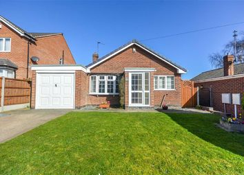 Thumbnail 2 bedroom detached bungalow for sale in Longue Drive, Calverton, Nottingham