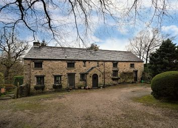 Thumbnail 4 bed barn conversion for sale in Boarfold Lane, Chisworth, Glossop
