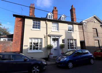 Thumbnail 4 bed town house for sale in Benton Street, Hadleigh, Ipswich, Suffolk