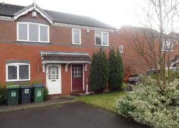 Thumbnail 2 bed property to rent in Mistletoe Drive, Walsall