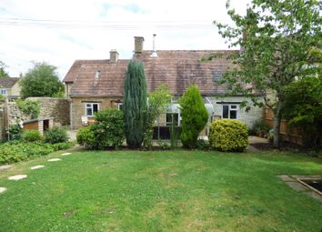 Thumbnail 1 bedroom semi-detached house for sale in The Street, Latton, Swindon, Wiltshire