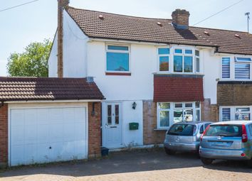 Thumbnail 3 bed semi-detached house for sale in Salisbury Close, Potters Bar