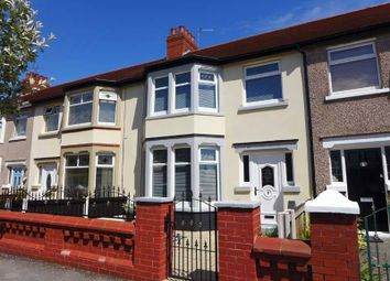 Thumbnail 3 bed terraced house for sale in Coniston Avenue, Fleetwood