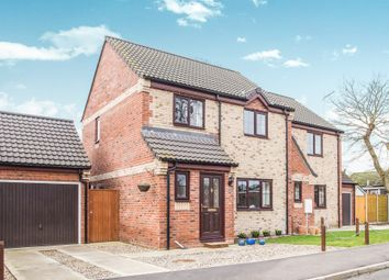 Thumbnail 3 bed semi-detached house for sale in Oaks Drive, Necton, Swaffham