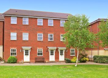 Thumbnail 4 bed terraced house for sale in Saxby Close, Barnham