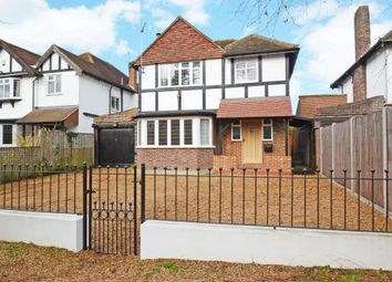 Thumbnail 4 bed detached house to rent in Midway, Walton On Thames