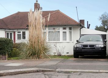Thumbnail 2 bedroom bungalow to rent in Strafford Avenue, Ilford
