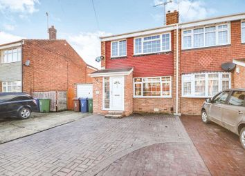 Thumbnail 3 bed terraced house for sale in Silverdale East, Stanford-Le-Hope