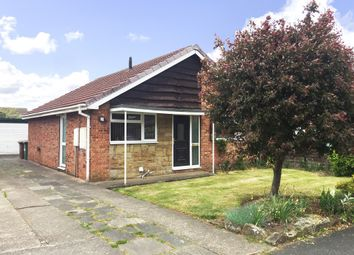 Thumbnail 2 bed detached bungalow for sale in Hollingthorpe Avenue, Hall Green, Wakefield