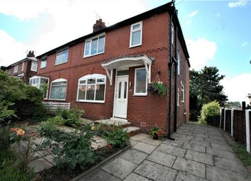 Thumbnail 2 bed semi-detached house for sale in Fairway, Pendlebury, Swinton, Manchester