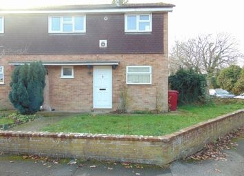 Thumbnail 2 bed maisonette to rent in Lambourne Close, Tilehurst, Reading