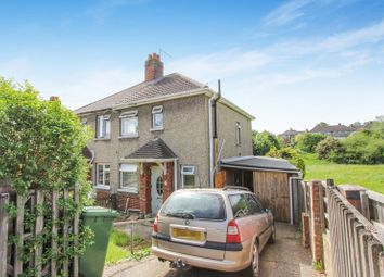 Thumbnail 3 bedroom semi-detached house for sale in Laburnum Road, Southampton