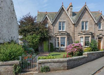 Thumbnail 4 bed semi-detached house for sale in Castle Street, Crail, Anstruther
