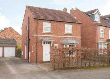 Thumbnail 3 bedroom detached house for sale in Chaucer Lane, Strensall, York
