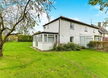 Thumbnail 2 bed semi-detached house for sale in The Green, Steeple Morden, Royston