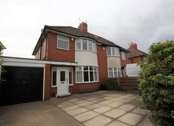 Thumbnail 3 bed semi-detached house to rent in Lidgett Grove, York