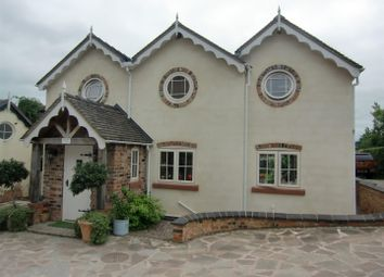 Thumbnail 5 bed detached house for sale in Jardines Lane, Stubwood, Uttoxeter, Staffordshire