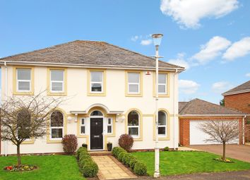 Thumbnail 4 bed detached house for sale in Ayleswater, Aylesbury