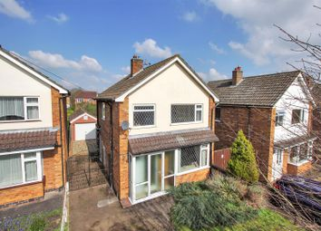 Thumbnail 3 bed detached house for sale in Melbray Drive, Melton Mowbray