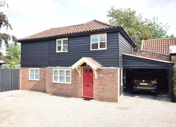 Thumbnail 3 bed detached house for sale in Carlow Mews, Woodbridge