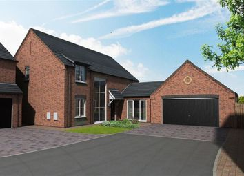 Thumbnail 5 bed detached house for sale in Warton Lane, Austrey, Atherstone
