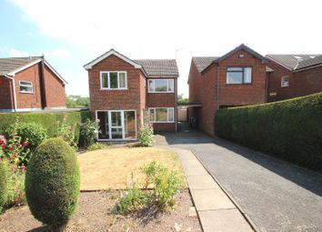 Thumbnail 4 bedroom detached house for sale in Grove Road, Ansty, Coventry