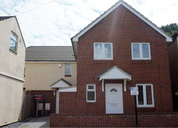 Thumbnail 4 bed link-detached house for sale in Hewitts Road, Southampton