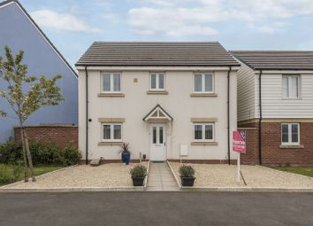 Thumbnail 3 bedroom detached house for sale in Bessemer Drive, Newport