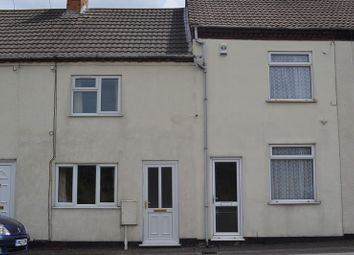 Thumbnail 2 bedroom terraced house to rent in Occupation Road, Albert Village, Swadlincote