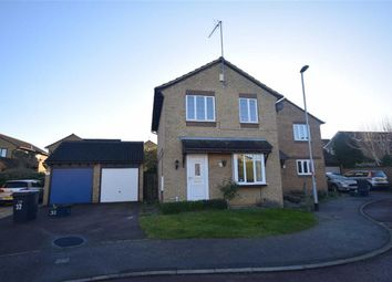 Thumbnail 3 bed detached house for sale in Provence Court, Northampton