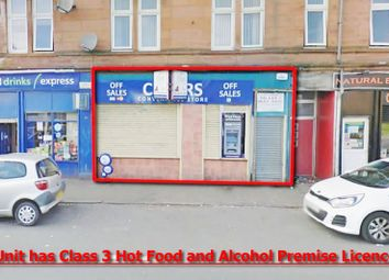 Thumbnail Commercial property for sale in 144, Abercromby Street, Glasgow G402Sa