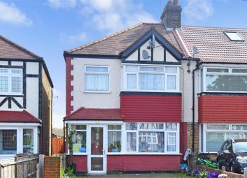 Thumbnail 3 bed end terrace house for sale in Church Hill Road, Cheam, Surrey