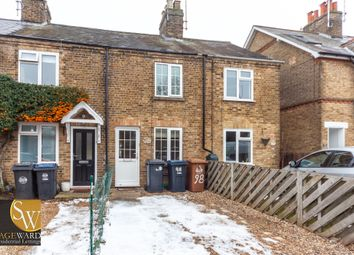 2 bed terraced house to rent in Duncombe Road, Hertford SG14