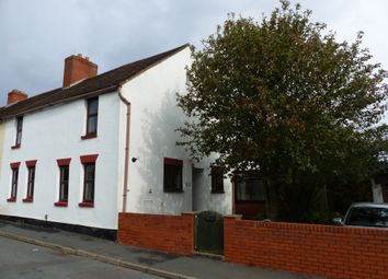 Thumbnail 4 bed end terrace house to rent in Mount Road, Dawley, Telford