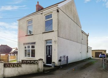 Thumbnail 4 bed detached house for sale in Heol Llansaint, Llansaint, Kidwelly, Carmarthenshire