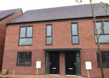 Thumbnail 3 bed town house to rent in Wahdam Close, Runcorn