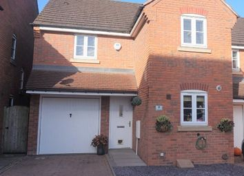 Thumbnail 4 bed end terrace house for sale in Lint Meadow, Birmingham