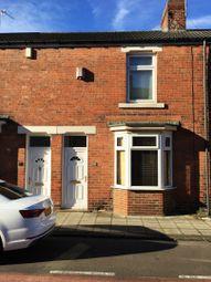 Thumbnail 2 bed terraced house for sale in Scott Street, Shildon, Durham