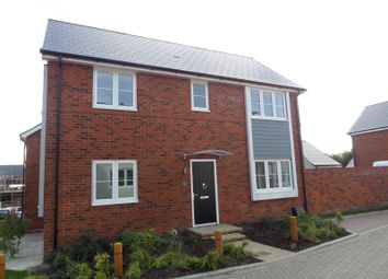 Thumbnail 3 bed detached house to rent in Compass Way, Lower Swanwick, Southampton