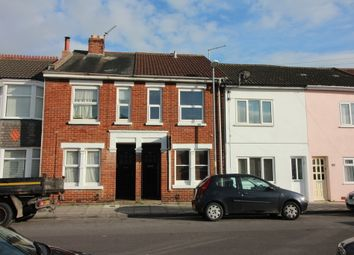 Thumbnail 3 bed terraced house for sale in Exmouth Road, Southsea