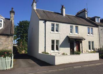 Thumbnail 3 bedroom end terrace house for sale in Innerbridge Street, Guardbridge