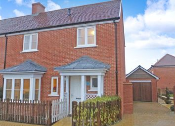 Thumbnail 2 bed semi-detached house for sale in Pearmain Parade, Waterlooville, Hampshire