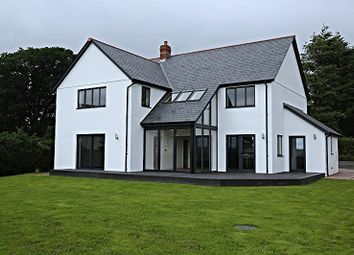 Thumbnail 5 bed detached house for sale in Rose Hill, Okehampton