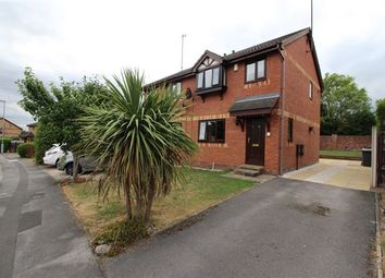 Thumbnail 3 bed semi-detached house for sale in Wetherby Drive, Swallownest, Sheffield, Rotherham