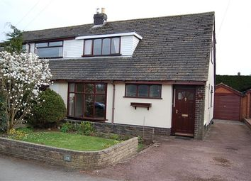 Thumbnail 3 bed bungalow to rent in Pennine Way, Great Eccleston, Preston