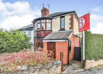 Thumbnail 3 bed semi-detached house for sale in Crabtree Close, Sheffield, South Yorkshire