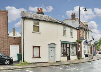 Thumbnail 1 bed flat to rent in High Street, Ewell, Epsom