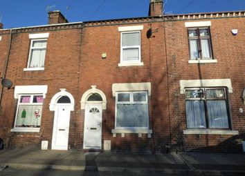 Thumbnail 3 bed terraced house for sale in Taylor Street, Goldenhill, Stoke-On-Trent